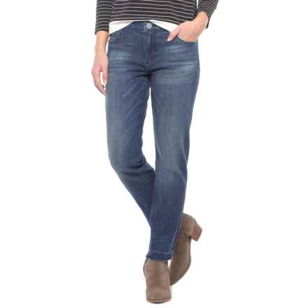 KUT from the Kloth Donna Skinny Jeans (For Women) in Blue Denim - Closeouts