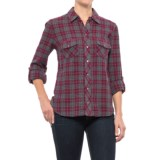 KUT from the Kloth Evelyn Shirt - Long Sleeve (For Women)
