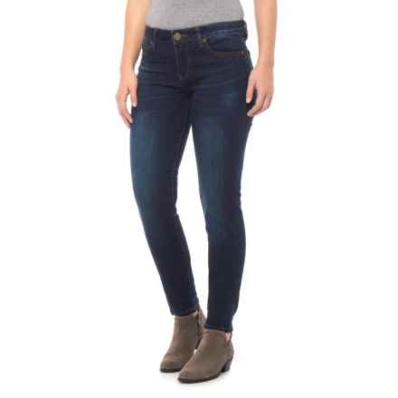 KUT from the Kloth Kurvy Relaxed Skinny Jeans (For Women) in Snowdrops - Closeouts