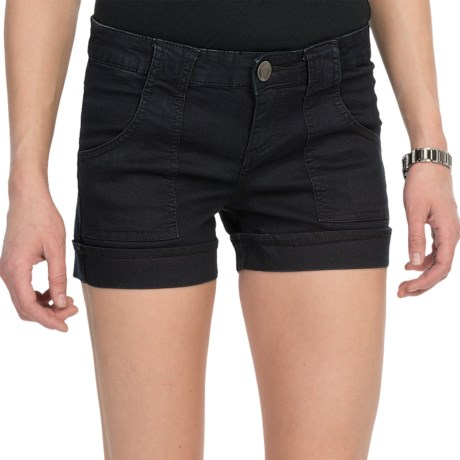 KUT from the Kloth Pork Chop Shorts (For Women) in Delight