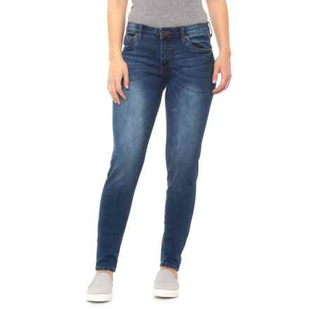 KUT from the Kloth Relaxed Skinny Jeans (For Women) in Calamint - Closeouts