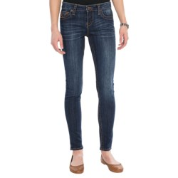 KUT from the Kloth Ursula Skinny Ankle Jeans - Low Rise (For Women) in Expnd