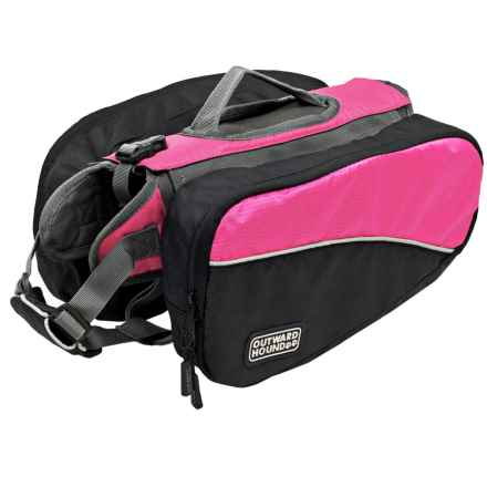 Kyjen Dog Backpack - Small in Pink - Closeouts