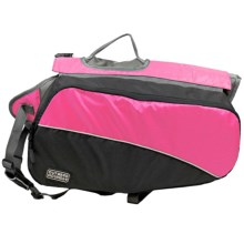 Kyjen Dog Backpack - XL in Pink - Closeouts