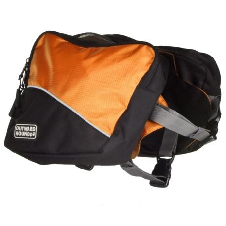 Kyjen Dog Daypak - Large in Orange