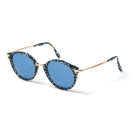 d2a207eb0eac KYME Pin Sunglasses (For Men and Women) in Blue Blue