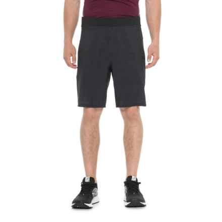 Kyodan 2-in-1 Shorts - Built-In Briefs (For Men) in Melange Print - Closeouts