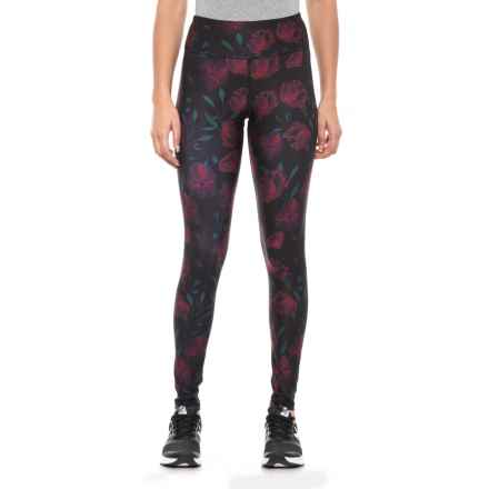 27b3b5bdf39ac Kyodan Allover Print Leggings (For Women) in Multi - Closeouts