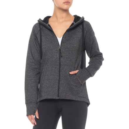 Kyodan Athletic Jacket (For Women) in Black/Grey - Closeouts