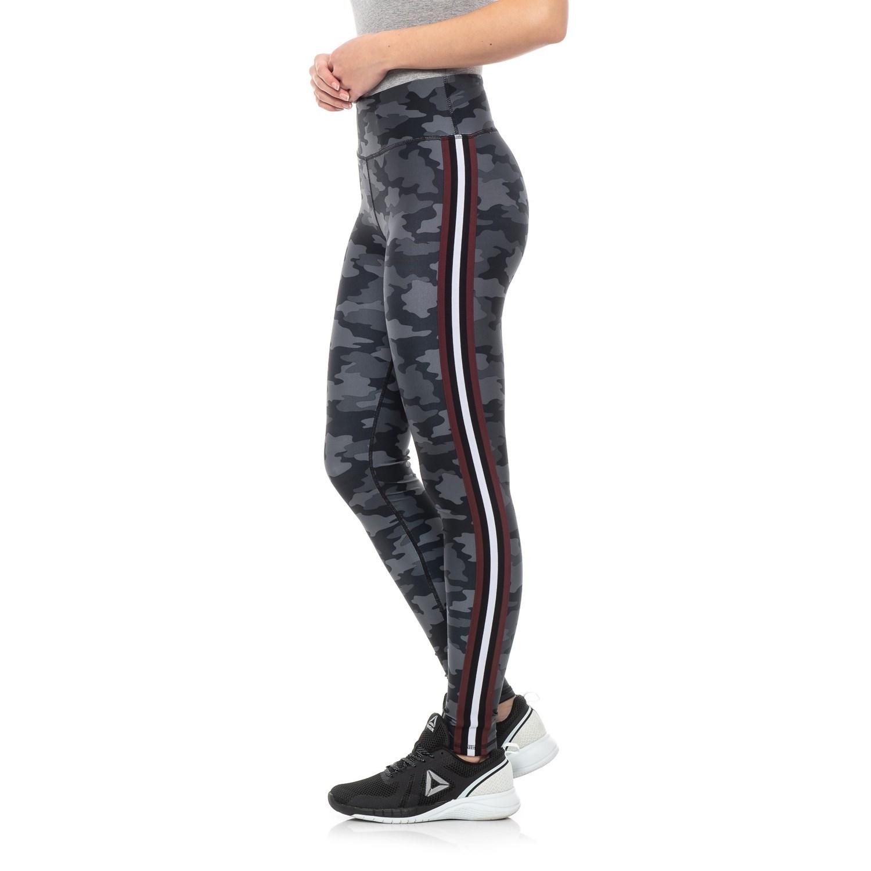 e109e4aaa52c3 Kyodan Camo Printed Leggings with Elastic Side (For Women) - Save 74%