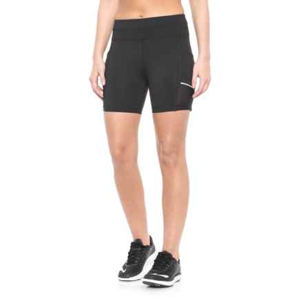 Kyodan Compression Shorts (For Women) in Black - Closeouts