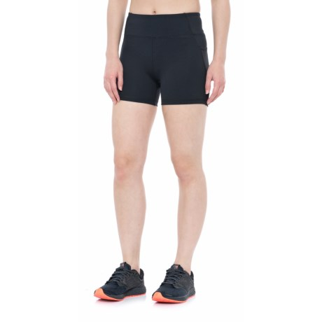 Kyodan Compression Shorts - Solid (For Women) in Black