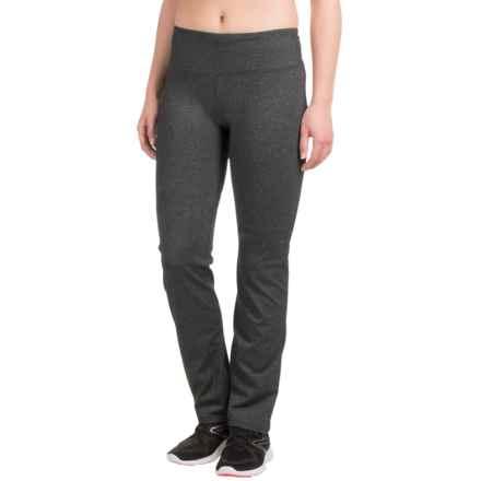 Kyodan Core Basic Pants (For Women) in Black Melange - Closeouts