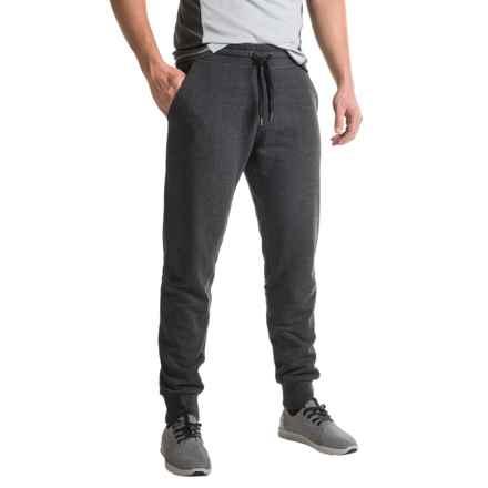 Kyodan Cotton Joggers (For Men) in Black Melange - Closeouts