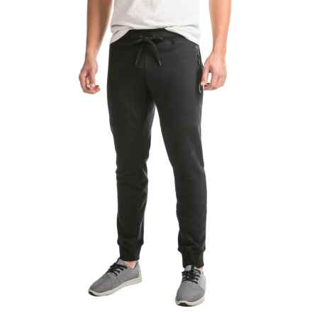 Kyodan Double-Knit Joggers (For Men) in Black - Closeouts