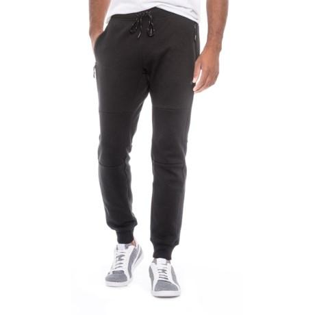 Kyodan Double-Knit Joggers (For Men) in Black