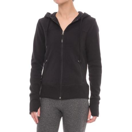 Kyodan Fleece Jacket (For Women) in Black