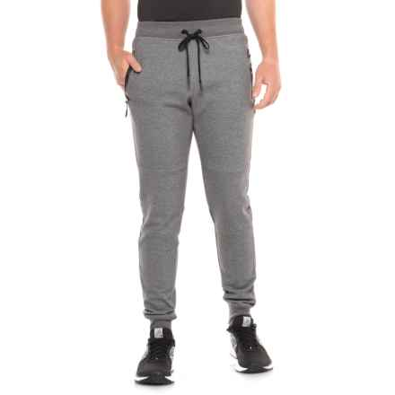 Kyodan Heat Seal Pocket Joggers (For Men) in Charcoal Mix - Closeouts