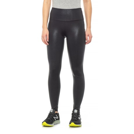 52e3024deb03e Kyodan High-Waisted Leggings (For Women) in Black Glitter