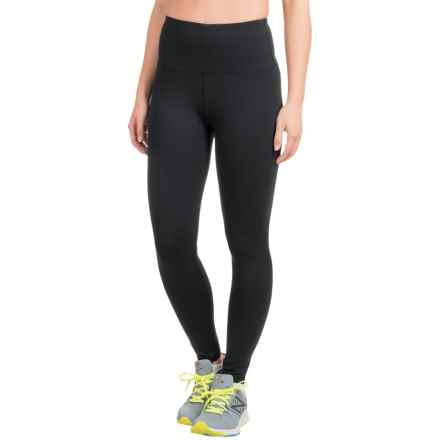 Kyodan High-Waisted Leggings (For Women) in Black - Closeouts