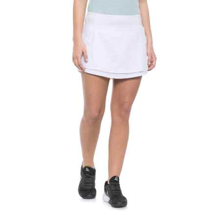 Kyodan Jersey Skorts (For Women) in White - Closeouts