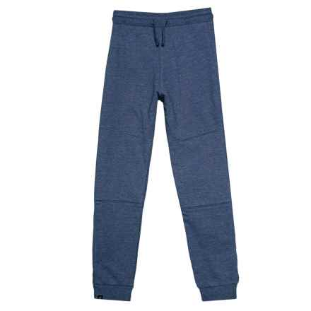 Kyodan Joggers (For Big Boys) in Navy - Closeouts