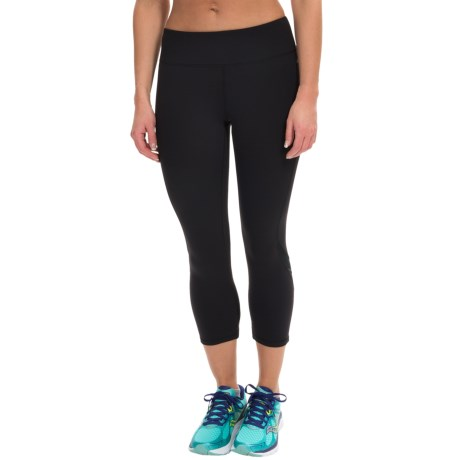 Kyodan Mesh Technical Capris UPF 40+ (For Women)