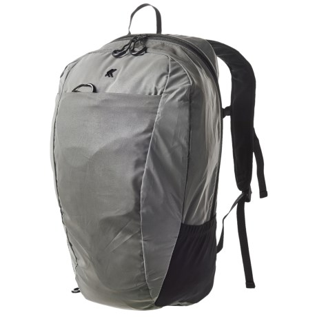 Kyodan Reflective Backpack in Reflective Silver