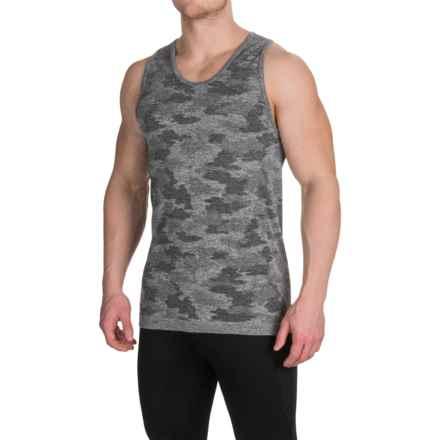 Kyodan Seamless Shirt - Sleeveless (For Men) in Grey Camo - Closeouts