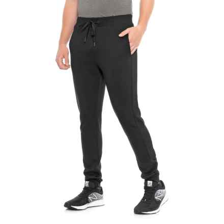 Kyodan Side Panel Joggers (For Men) in Black - Closeouts
