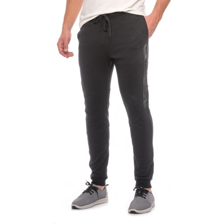 Kyodan Slim Fit Joggers (For Men) in Black