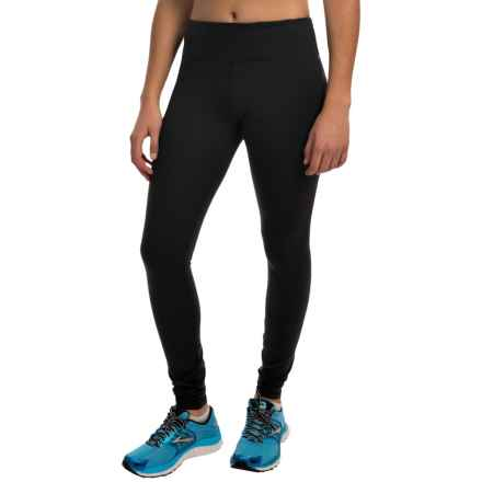 Kyodan Slimming Leggings - UPF 40+ (For Women) in Black - Closeouts