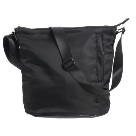 b024f7fb70f9 Kyodan Sport Crossbody Bag (For Women) in Black - Closeouts