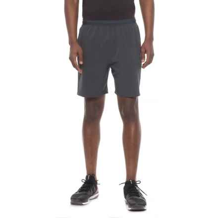 Kyodan Stretch-Woven Shorts (For Men) in Slate - Closeouts