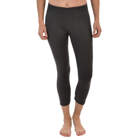 Kyodan Supplex® Nylon Capris - UPF 40+ (For Women)