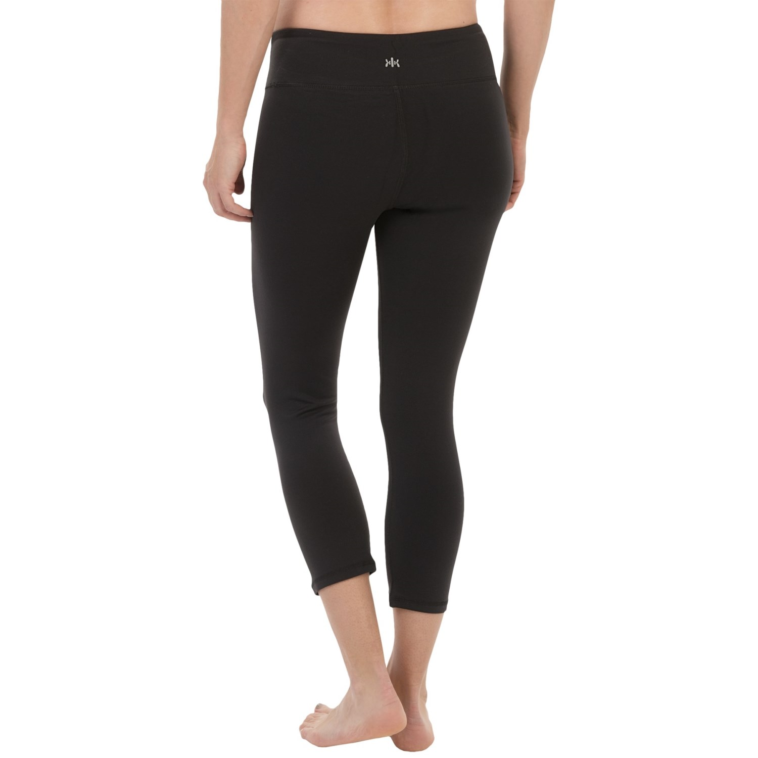 Kyodan Supplex® Nylon Capris (For Women)
