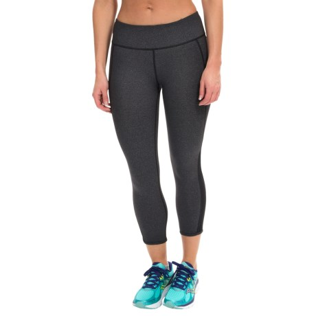 Kyodan Technical Running Capris UPF 40+ (For Women)