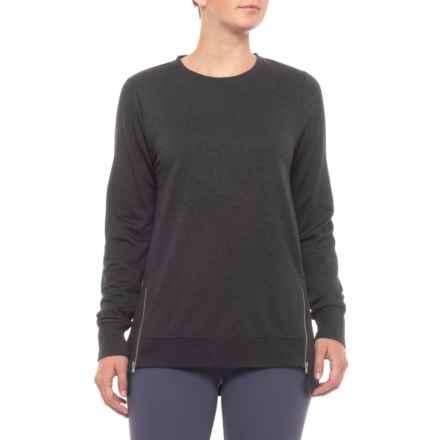 Kyodan Tunic Shirt - Long Sleeve (For Women) in Black Mix - Closeouts