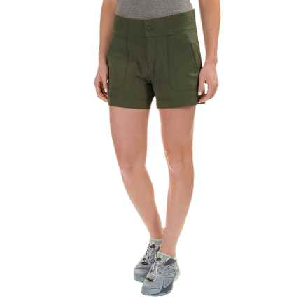 Kyodan Versatile Shorts (For Women) in Olive - Closeouts