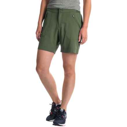 Kyodan Walking Shorts (For Women) in Olive - Closeouts