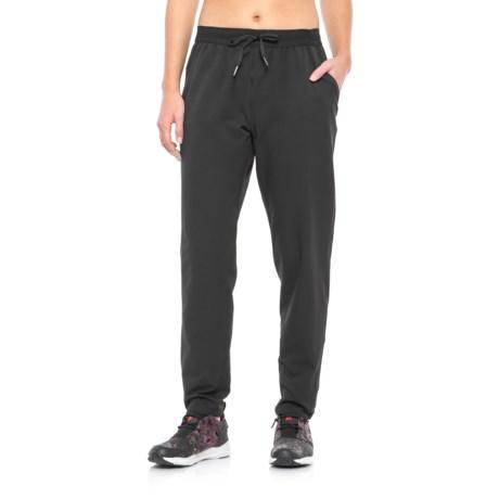 Kyodan Woven Brushed Pants (For Women) in Black