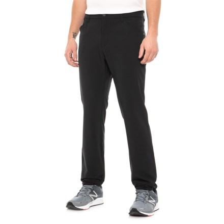 Kyodan Woven Yoga Pants (For Men) in Black - Closeouts f31734b39b1ef