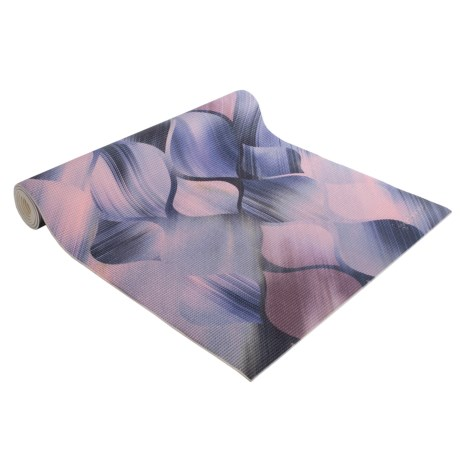 Kyodan Yoga Mat - 5mm in Marble Waves