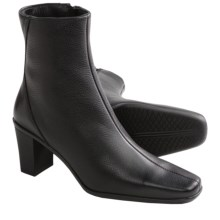 La Canadienne Harley Winter Ankle Boots (For Women) in Black Leather - Closeouts