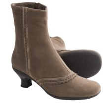 La Canadienne Tiara Winter Ankle Boots (For Women) in Taupe Nubuck - Closeouts