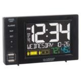 La Crosse Technology Alarm Clock Charging Station