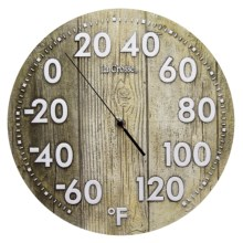 "La Crosse Technology Indoor/Outdoor Thermometer - 12"" in See Photo - Closeouts"