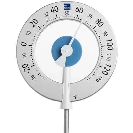 "La Crosse Technology Lollipop Garden Stake Thermometer - 9.5"" in See Photo - Closeouts"
