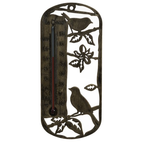 La Crosse Technology Silhouette Thermometer - Assorted Animal Designs in Bird