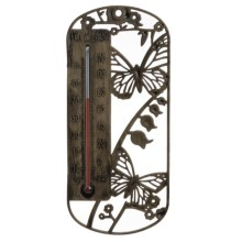 La Crosse Technology Silhouette Thermometer - Assorted Animal Designs in Butterfly - Overstock